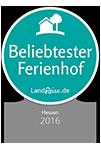 Beliebtester Ferienhof Logo