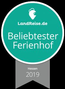 Beliebtester Ferienhof 2019